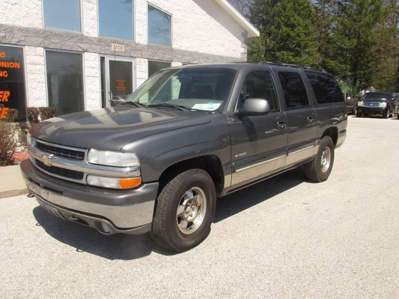 2000 Chevrolet Suburban 1500 In Muskegon Mi Anytime Auto