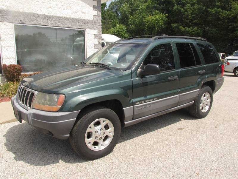 2000 Jeep Grand Cherokee For Sale At Anytime Auto In Muskegon MI