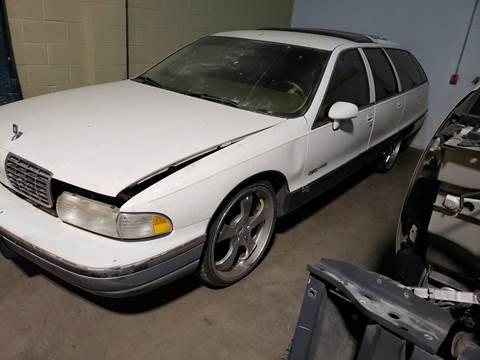 1992 Oldsmobile Custom Cruiser for sale in Muskegon, MI