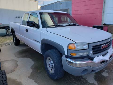 2006 GMC Sierra 2500HD for sale in Muskegon, MI