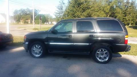 2005 GMC Yukon SLT for sale at Anytime Auto in Muskegon MI