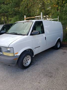 1995 GMC Safari for sale at Anytime Auto - Fixer Uppers in Muskegon MI