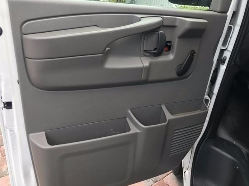 2013 Chevrolet Express Cargo for sale at Anything On Wheels in Oakland Park FL