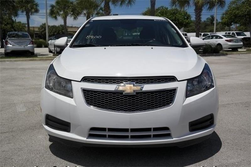 2014 Chevrolet Cruze for sale at Anything On Wheels in Oakland Park FL