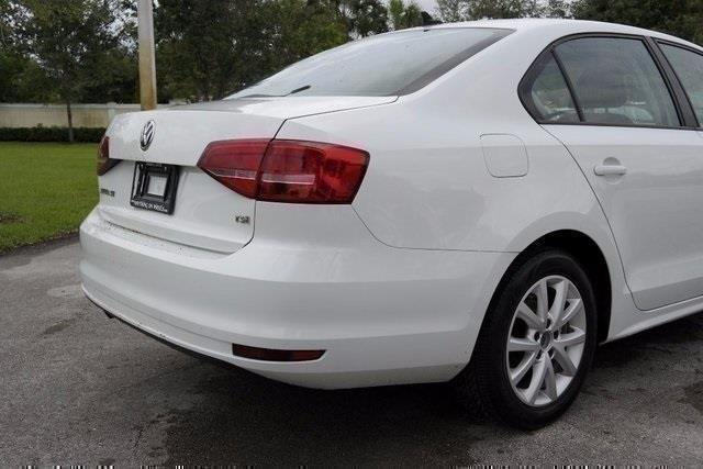 2015 Volkswagen Jetta for sale at Anything On Wheels in Oakland Park FL