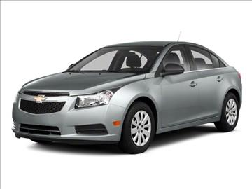 2013 Chevrolet Cruze for sale at Anything On Wheels in Oakland Park FL