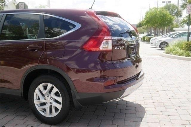 2015 Honda CR-V for sale at Anything On Wheels in Oakland Park FL