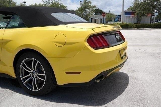 2015 Ford Mustang for sale at Anything On Wheels in Oakland Park FL