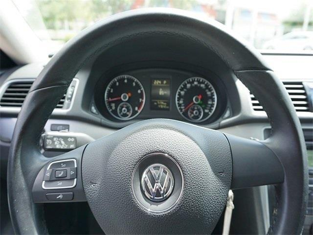 2015 Volkswagen Passat for sale at Anything On Wheels in Oakland Park FL