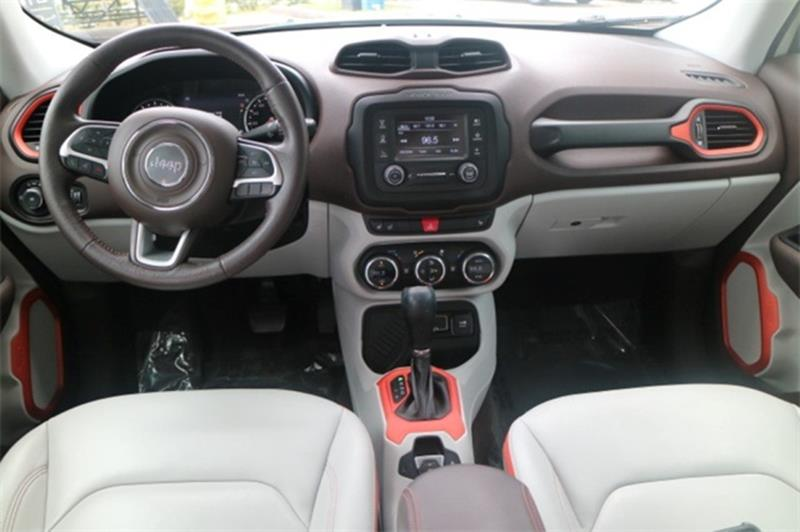 2015 Jeep Renegade for sale at Anything On Wheels in Oakland Park FL