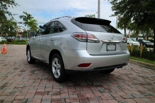 2014 Lexus RX 350 for sale at Anything On Wheels in Oakland Park FL