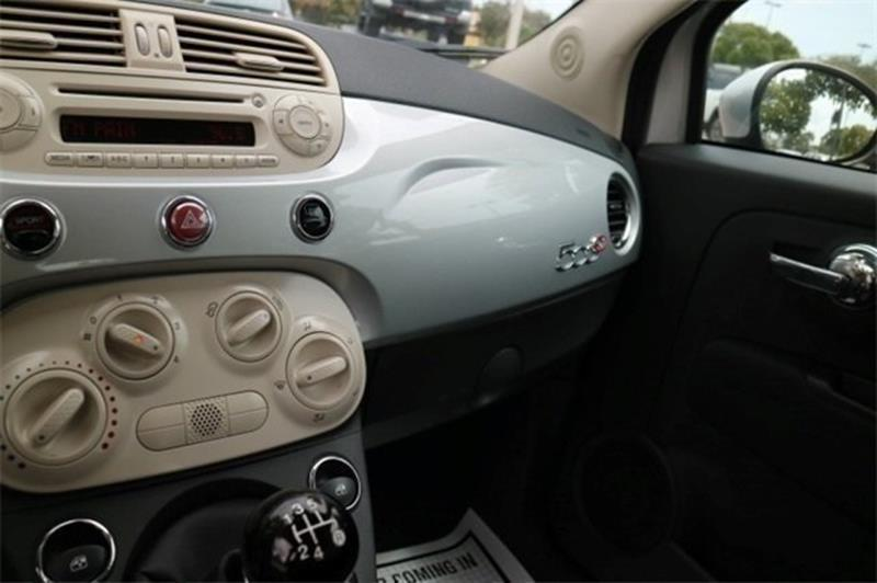 2013 FIAT 500c for sale at Anything On Wheels in Oakland Park FL