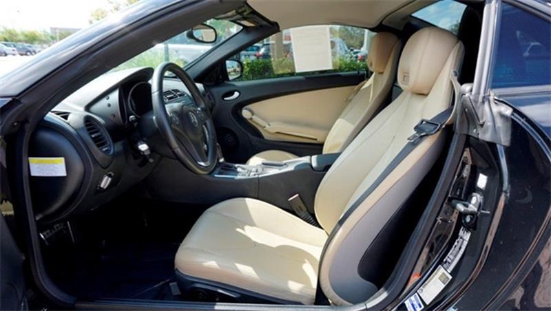 2011 Mercedes-Benz SLK for sale at Anything On Wheels in Oakland Park FL