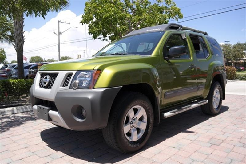 2012 Nissan Xterra for sale at Anything On Wheels in Oakland Park FL
