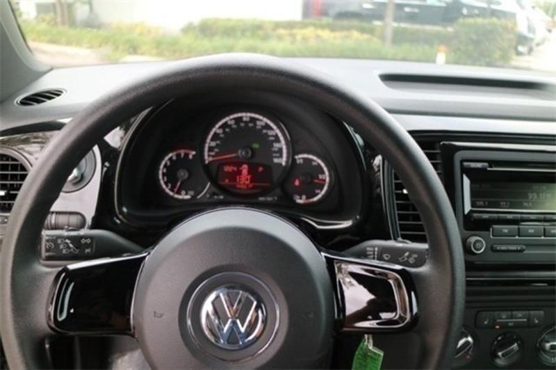 2015 Volkswagen Beetle for sale at Anything On Wheels in Oakland Park FL