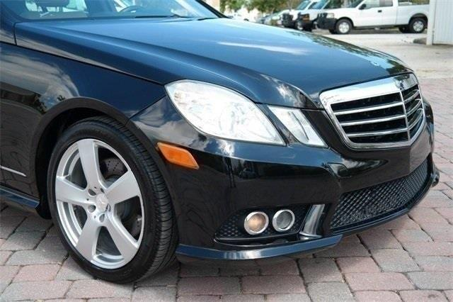 2010 Mercedes-Benz E-Class for sale at Anything On Wheels in Oakland Park FL