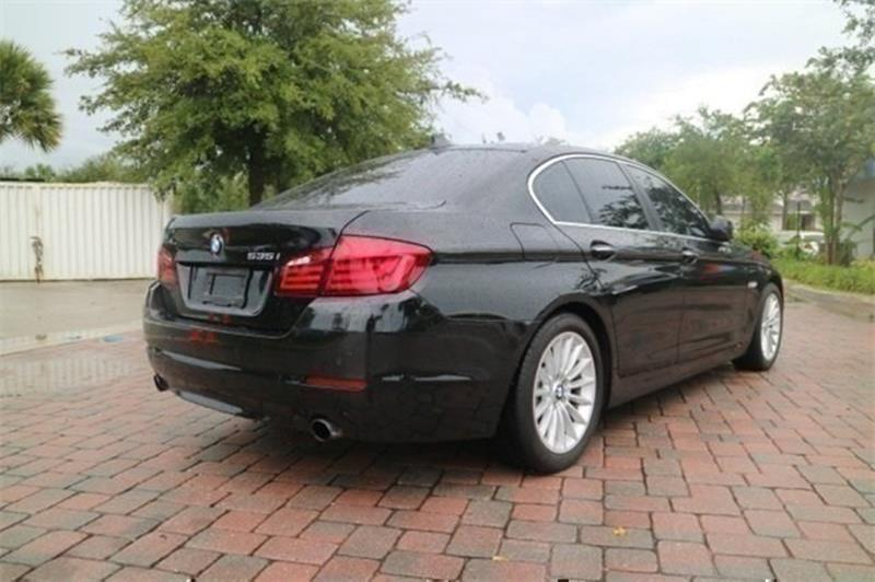 2012 BMW 5 Series for sale at Anything On Wheels in Oakland Park FL