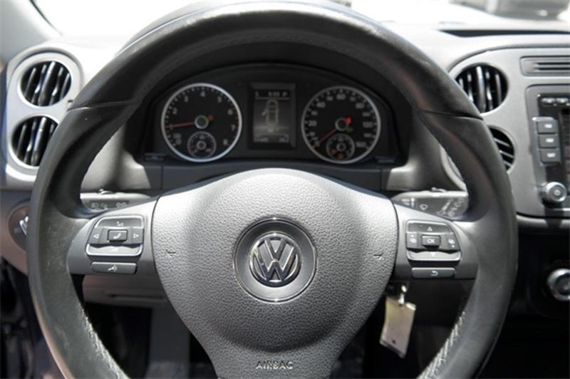 2012 Volkswagen Tiguan for sale at Anything On Wheels in Oakland Park FL