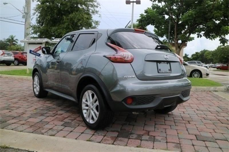 2015 Nissan JUKE for sale at Anything On Wheels in Oakland Park FL