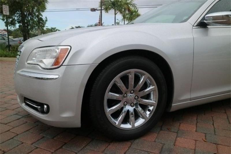 2012 Chrysler 300 for sale at Anything On Wheels in Oakland Park FL