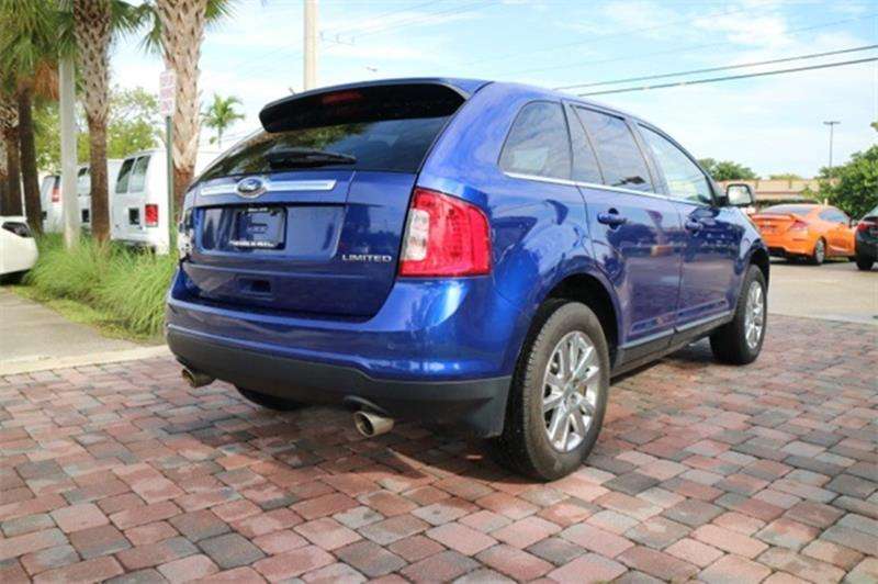 2014 Ford Edge for sale at Anything On Wheels in Oakland Park FL