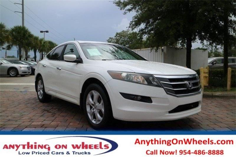 2010 Honda Accord Crosstour for sale at Anything On Wheels in Oakland Park FL