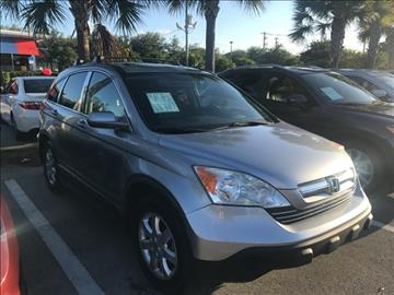 2008 Honda CR-V for sale at Anything On Wheels in Oakland Park FL