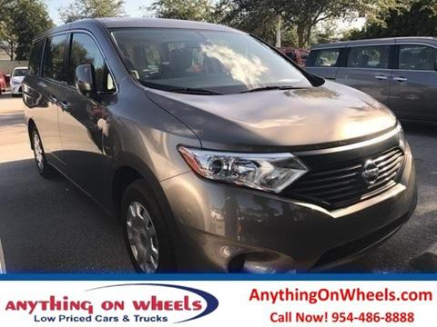 2016 Nissan Quest for sale in Oakland Park, FL