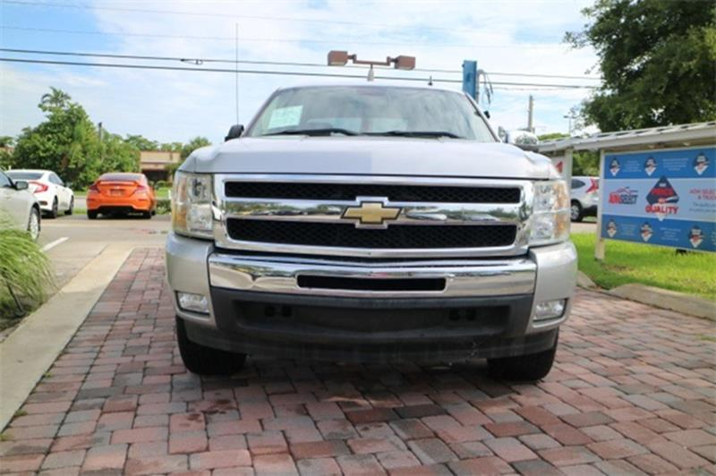 2011 Chevrolet Silverado 1500 for sale at Anything On Wheels in Oakland Park FL