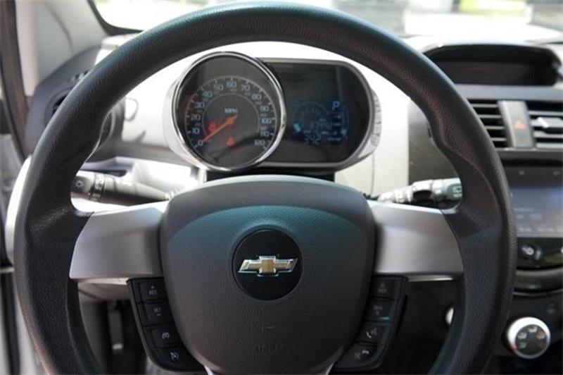 2015 Chevrolet Spark for sale at Anything On Wheels in Oakland Park FL