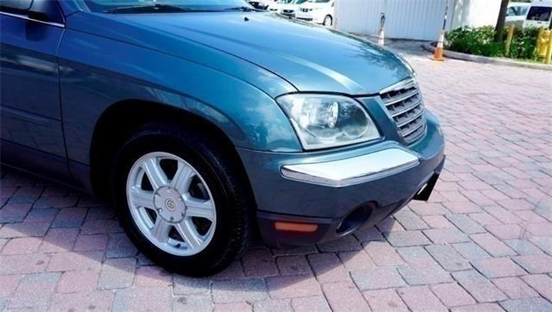 2005 Chrysler Pacifica for sale at Anything On Wheels in Oakland Park FL