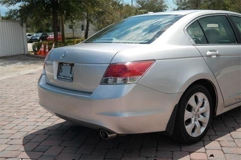 2009 Honda Accord for sale at Anything On Wheels in Oakland Park FL