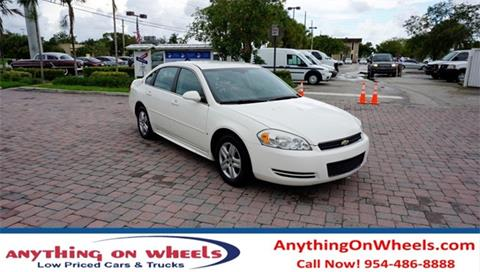 2009 Chevrolet Impala for sale in Oakland Park, FL