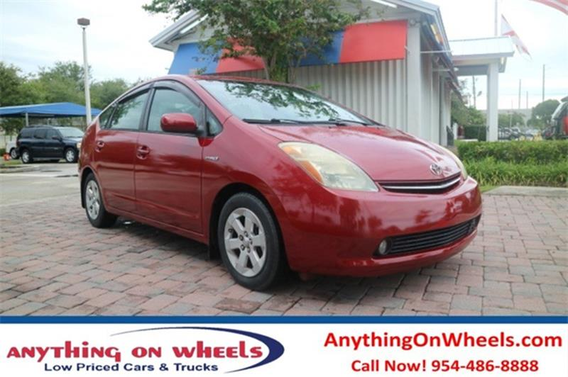 2006 Toyota Prius for sale at Anything On Wheels in Oakland Park FL