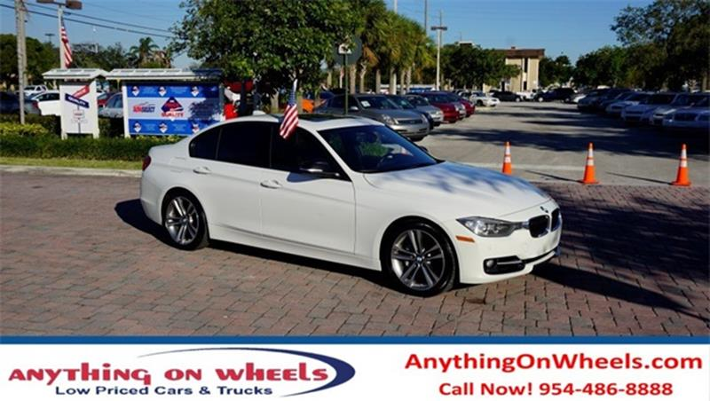 BMW Series I In Oakland Park FL Anything On Wheels - 2012 bmw 335i sedan for sale
