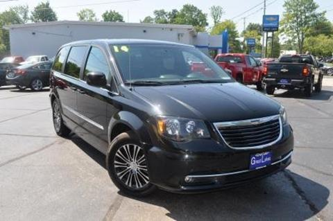 2014 Chrysler Town and Country for sale in Jefferson, OH