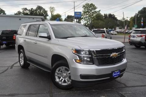 2017 Chevrolet Tahoe for sale in Jefferson, OH