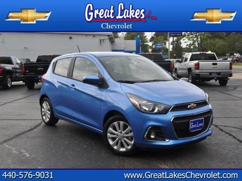 2017 Chevrolet Spark for sale in Jefferson, OH