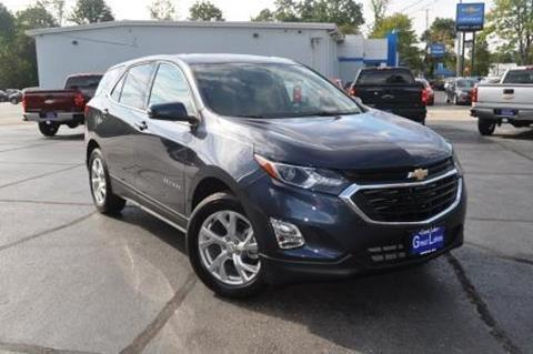 2018 Chevrolet Equinox for sale in Jefferson, OH