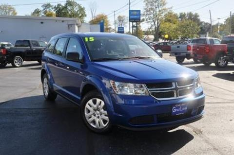 2015 Dodge Journey for sale in Jefferson, OH