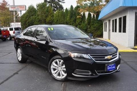2017 Chevrolet Impala for sale in Jefferson, OH