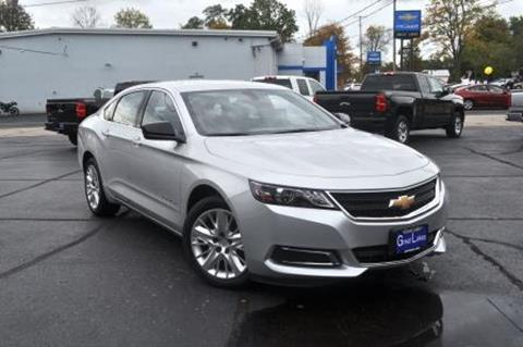 2018 Chevrolet Impala for sale in Jefferson, OH