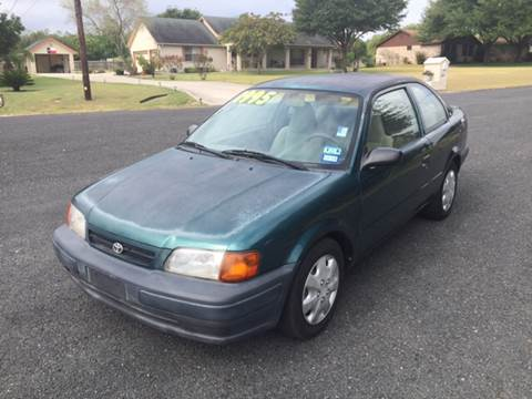 1997 Toyota Tercel for sale in San Antonio, TX