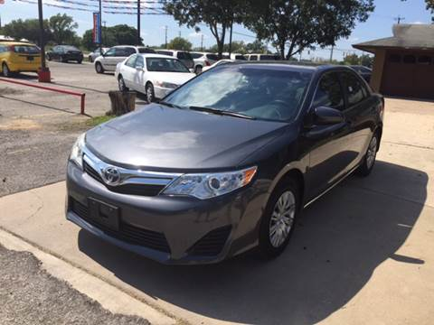 2013 Toyota Camry for sale in San Antonio, TX
