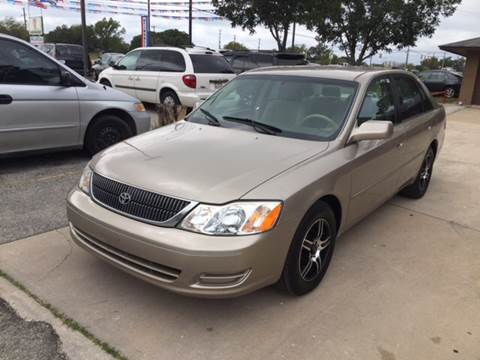 2000 Toyota Avalon for sale in San Antonio, TX