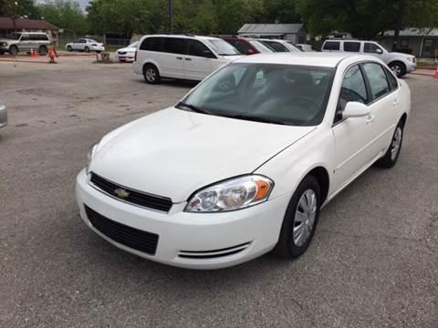 2008 Chevrolet Impala for sale at John 3:16 Motors in San Antonio TX