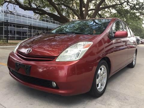 2005 Toyota Prius for sale at John 3:16 Motors in San Antonio TX