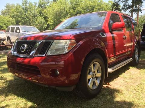 2011 Nissan Pathfinder for sale at John 3:16 Motors in San Antonio TX