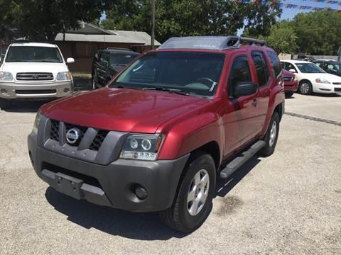 2007 Nissan Xterra for sale at John 3:16 Motors in San Antonio TX