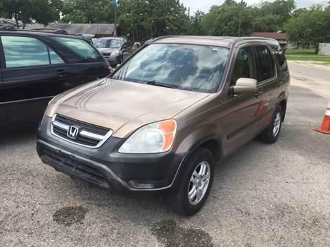 2003 Honda CR-V for sale in San Antonio, TX